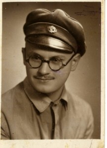 Ярослав Тагамлицки – ученик от VII гимназиален клас, 1934 г.